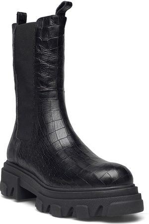 Apair Mega Chuncky Elastic Shoes Chelsea Boots