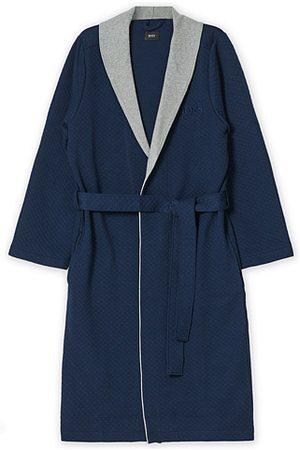 BOSS Miehet Kylpytakit - Limited Robe Dark Blue