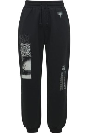 BEACH BRAINS Miehet Collegehousut - Cluster Cotton Sweatpants