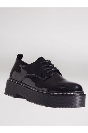 Duffy Naiset Loaferit - Chunky Derby