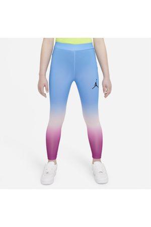 Nike Jordan Older Kids' (Girls') High-Waisted Leggings - Purple