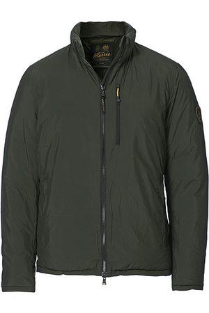 Morris Miehet Untuvatakit - Lomax Down Jacket Dark Green