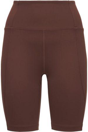 GIRLFRIEND COLLECTIVE Naiset Shortsit - High-rise Bike Shorts