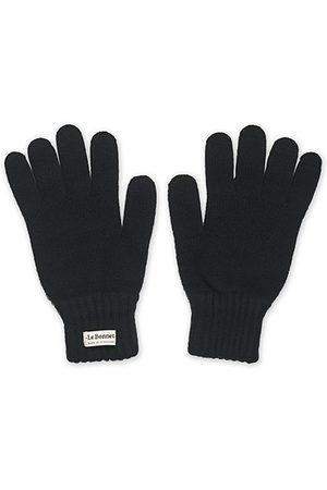 Le Bonnet Merino Wool Gloves Midnight