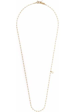Isabel Marant Beaded chain necklace