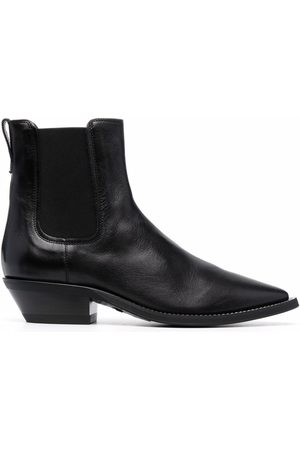 Tod's Naiset Nilkkurit - Pointed-toe Chelsea ankle boots