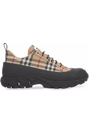 Burberry Naiset Tennarit - Arthur Vintage Check sneakers