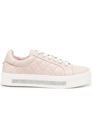 Carvela Naiset Tennarit - Jeo quilted trainers