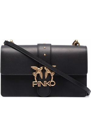 Pinko Naiset Olkalaukut - Love leather shoulder bag