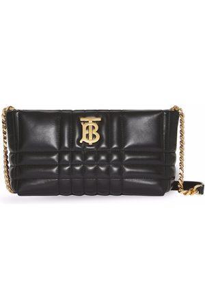 Burberry Naiset Olkalaukut - Lola logo-plaque crossbody bag