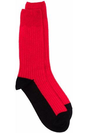 Yohji Yamamoto Calf-length socks