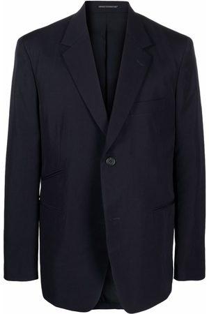 YOHJI YAMAMOTO Boxy-cut blazer