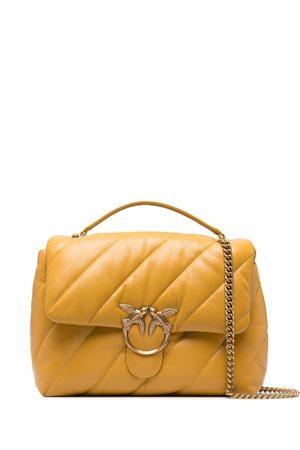 Pinko Big Love quilted shoulder bag