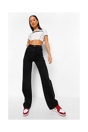 Boohoo Wide Leg Jeans
