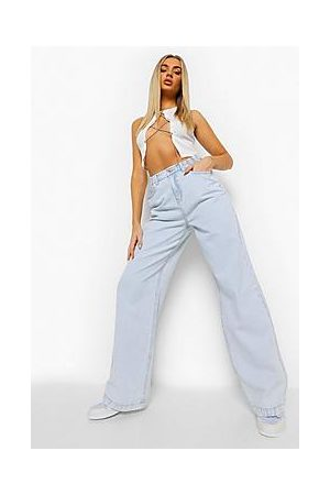 Boohoo High Rise 90s Fit Dad Jeans