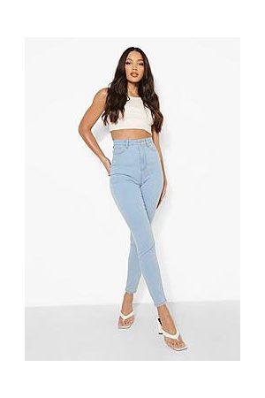 Boohoo Tall Sustainable High Waist Skinny Jean