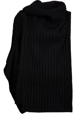 Ann Demeulemeester Asymmetric knit vest