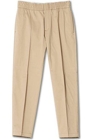 Tiger of Sweden Sosa Brushed Cotton Trousers Cement