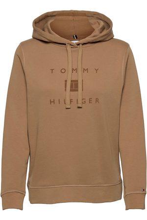 Tommy Hilfiger Regular Flock Hoodie Huppari