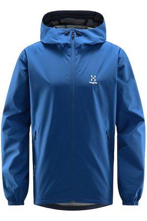 Haglöfs Miehet Päällystakit - Betula GTX Jacket Men Baltic (Blue) S