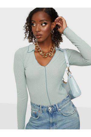 NLY Light Collar Top