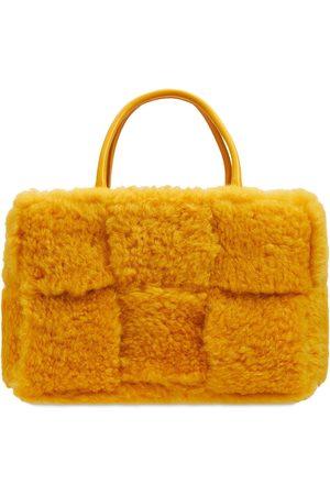 Bottega Veneta Arco Intreccio Nappa Leather Tote Bag