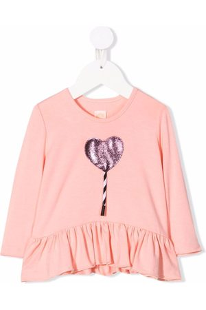Wauw Capow by Bangbang Elly Lolli long-sleeve T-shirt