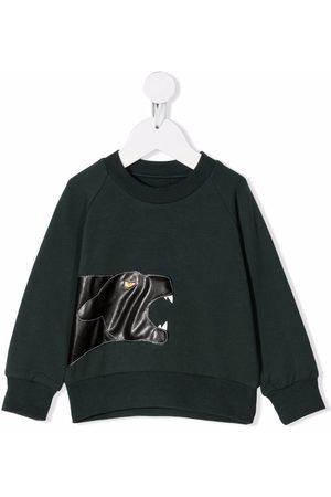 Wauw Capow by Bangbang Blaise cotton sweatshirt
