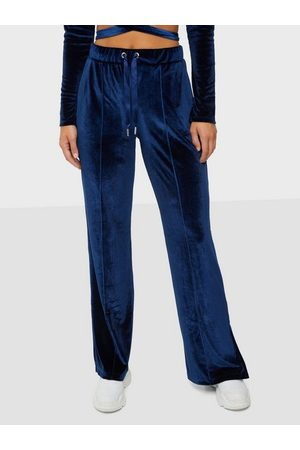 NLY One Velour Slit Pant