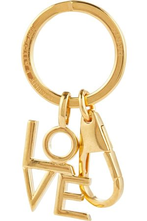 Saint Laurent Love key chain