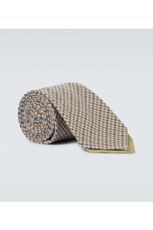 BRAM Riomaggiore cotton tie