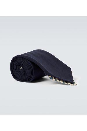 BRAM Miehet Solmiot - Levanto wool tie