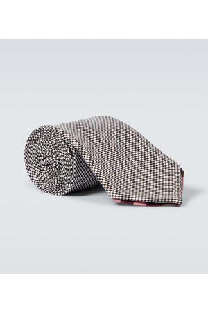 BRAM Manarola wool and linen tie