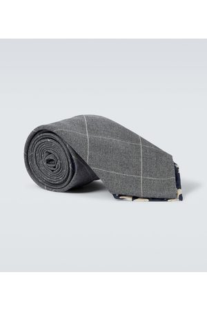 BRAM Miehet Solmiot - Corniglia wool tie