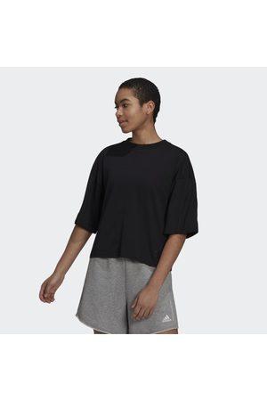 adidas Naiset Paidat - Sportswear Future Icons 3-Stripes Tee