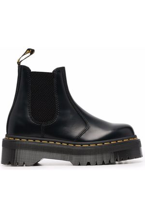 Dr. Martens Naiset Nilkkurit - 2976 contrast-stitch Chelsea boots