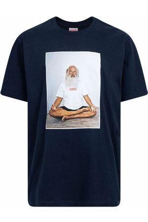 Supreme Rick Rubin photo T-shirt