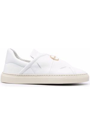 Ports 1961 Button-embossed slip-on sneakers
