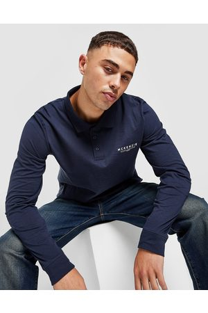 McKenzie Miehet Pikee - Essential Long Sleeve Polo Shirt - Only at JD - Mens