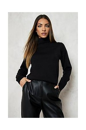 Boohoo Roll Neck Knitted Jumper