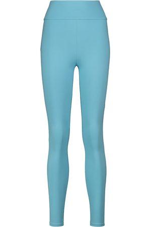 LIVE THE PROCESS Naiset Leggingsit - Tuxedo high-rise leggings