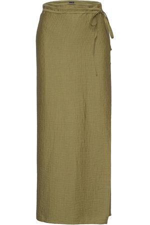 Résumé Saffy Rs Wrap Skirt Skirts Wrap Skirts