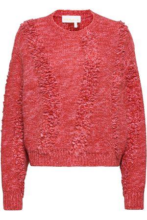 REMAIN Birger Christensen Demi Knit Sweater Neulepaita Vaaleanpunainen