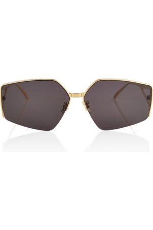 Bottega Veneta Pentagonal sunglasses