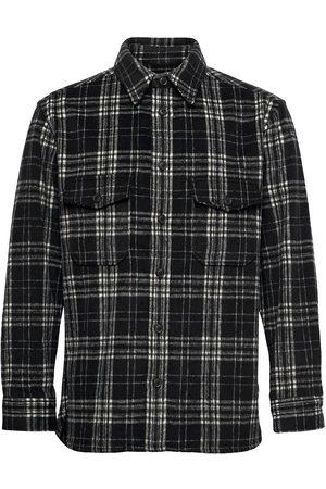 AllSaints Coeburn Ls Shirt Paita Rento Casual