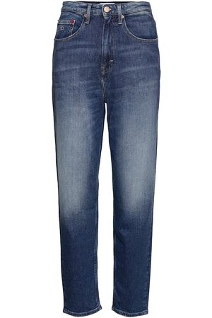 Tommy Jeans Naiset Boyfriend - Mom Jean Uhr Tprd Ae632 Mbc Jeans Tapered Jeans