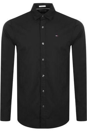 Tommy Hilfiger Long Sleeved Shirt Black