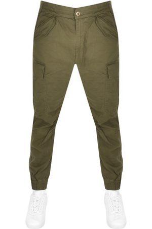 Alpha Industries Airman Trousers Green