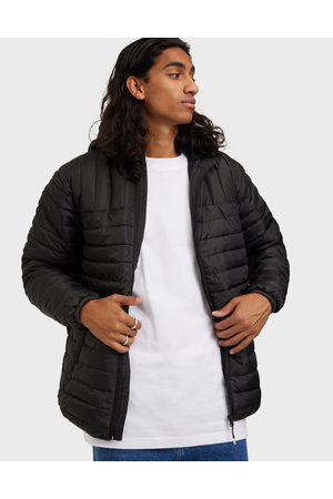 Only & Sons Onspaul Quilted Hood Jacket Otw Takit Black