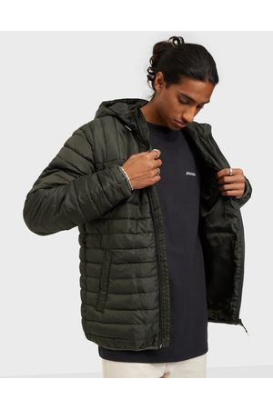 Only & Sons Onspaul Quilted Hood Jacket Otw Takit Peat